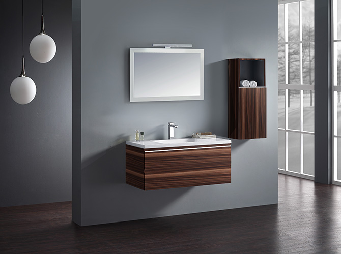 badm bel set g ste wc waschbecken waschtisch spiegel cosma. Black Bedroom Furniture Sets. Home Design Ideas