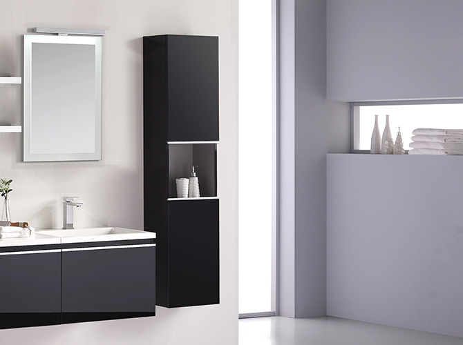 badm bel set g ste wc doppelwaschbecken inkl 2 spiegel cosma grau weiss 160cm. Black Bedroom Furniture Sets. Home Design Ideas