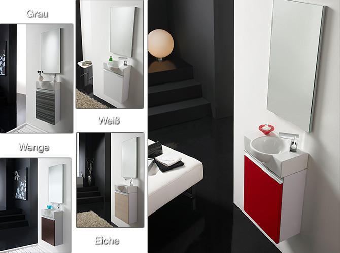 g ste wc grau weiss raum und m beldesign inspiration. Black Bedroom Furniture Sets. Home Design Ideas