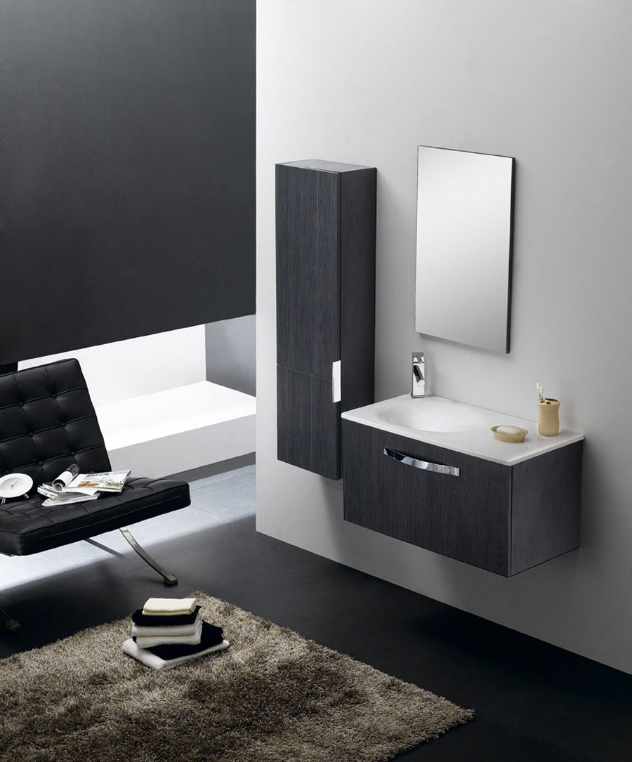 badm bel g ste wc waschbecken waschtisch spiegel florencia. Black Bedroom Furniture Sets. Home Design Ideas