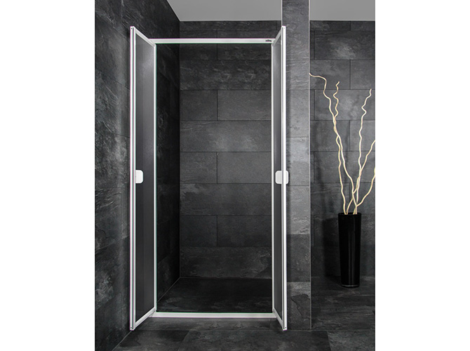 duscht r pendelt r in nische nischenabtrennung 80x190 h ppe dusche ebay. Black Bedroom Furniture Sets. Home Design Ideas