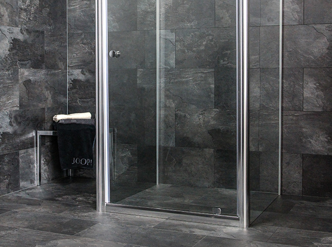 sondergr e freistehende u form dusche duschkabine u dusche 80x100 100x80 ebay. Black Bedroom Furniture Sets. Home Design Ideas